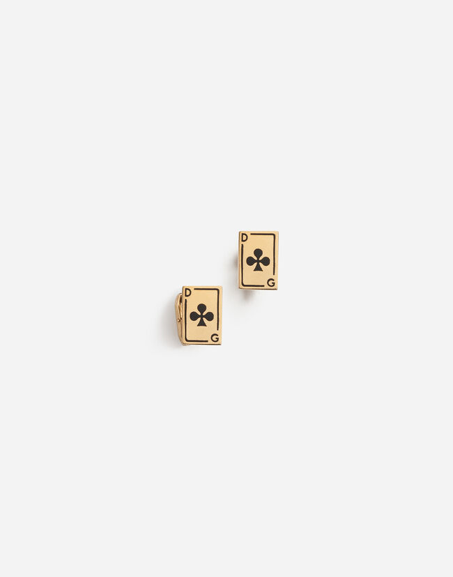 CUFFLINKS WITH FLOWERS