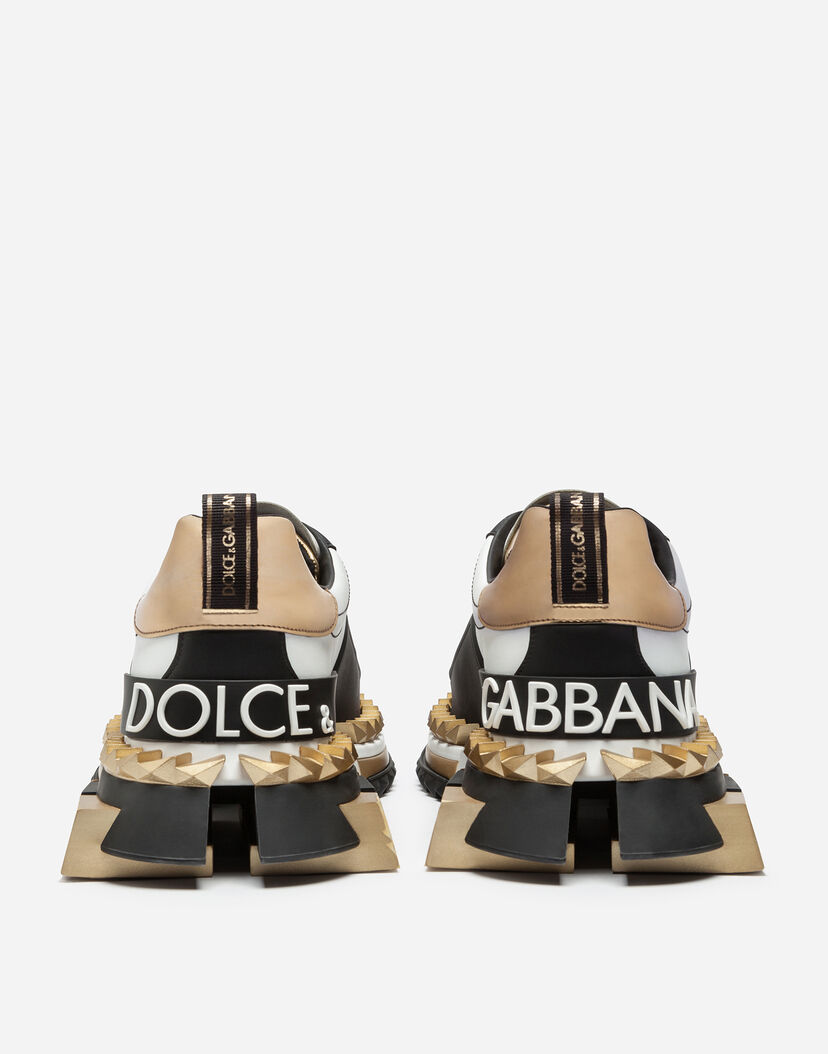 reputable site 1d327 01699 Multi-colored Super King Sneakers - Men's Shoes | Dolce&Gabbana