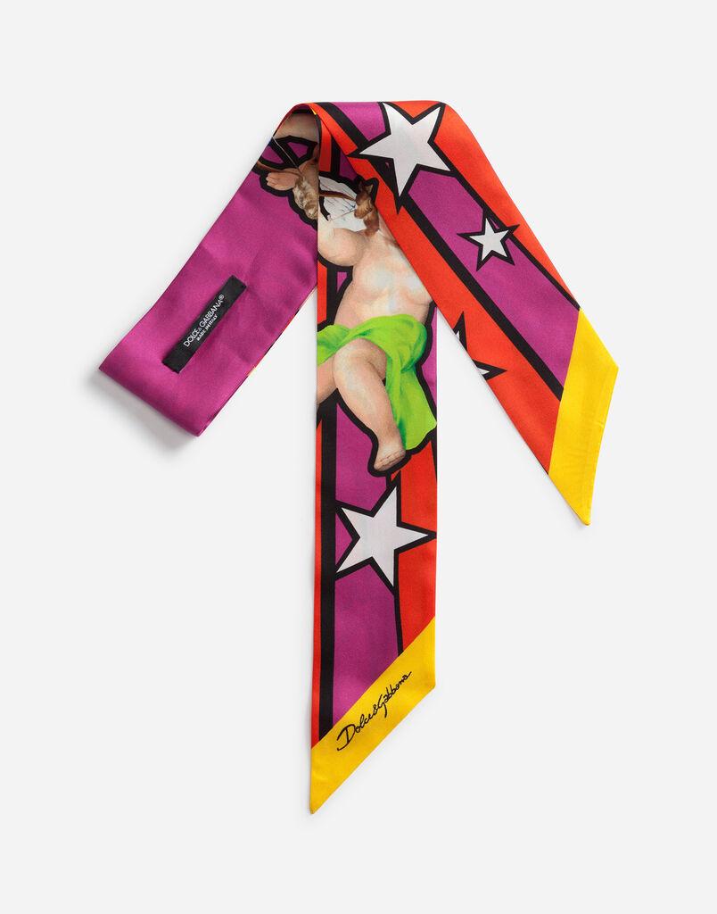 3652fb5f878d70 Écharpes et Foulards pour Femme   Dolce Gabbana