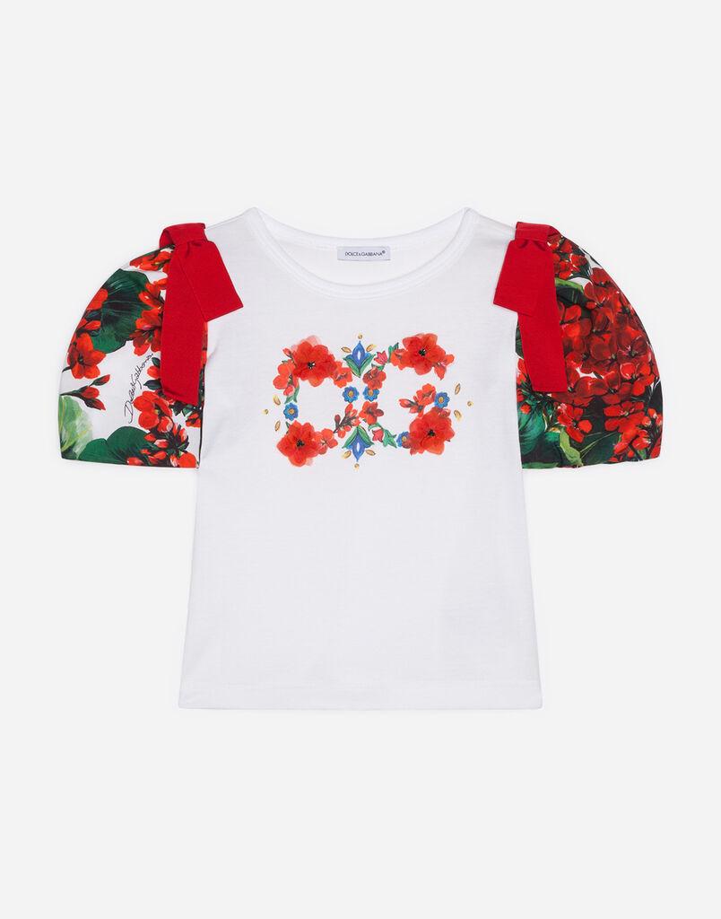 97cccc157a Camisetas y Sudaderas para Niña | Dolce&Gabbana
