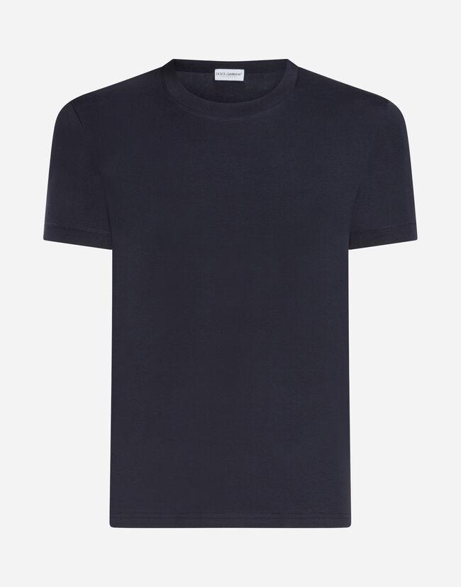 Dolce&Gabbana CREW NECK COTTON T-SHIRT