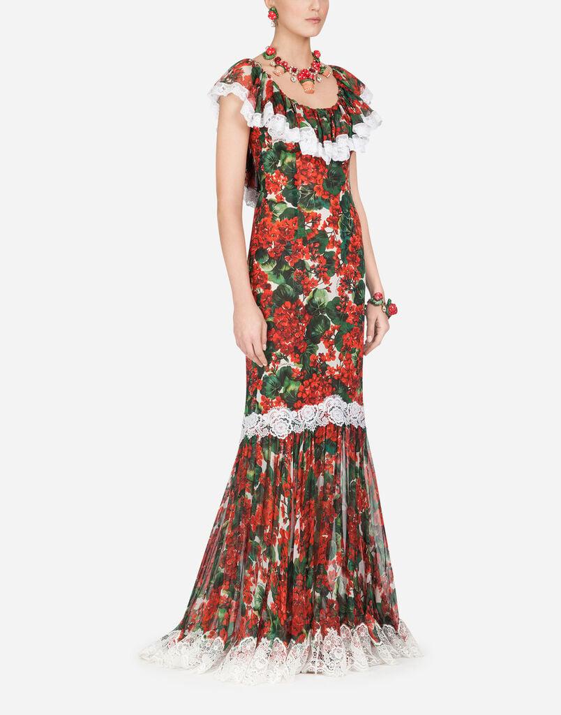 e964ea3ac3a0 Vestidos Mujer - Nueva Colección | Dolce&Gabbana