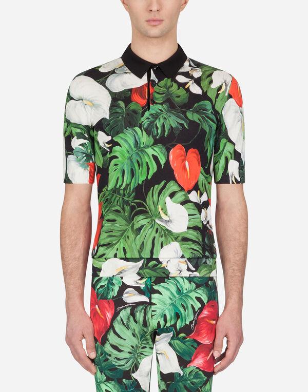 093bb7cc06ee Мужские футболки и поло | Dolce&Gabbana