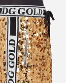 Dolce&Gabbana SEQUINED JOGGING PANTS