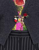 Dolce & Gabbana WOOL AND ALPACA CARDIGAN