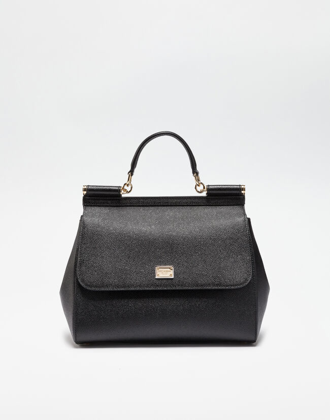 Dauphine Leather Regular Sicily Bag - Women  002ee02a94d