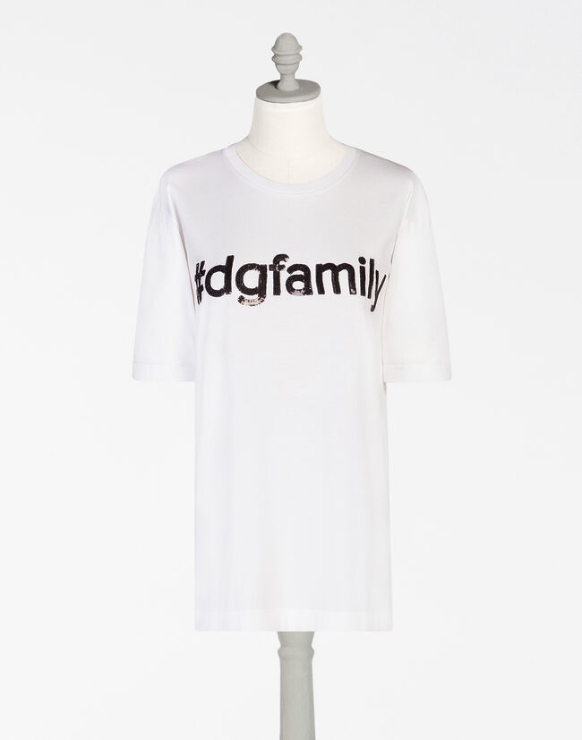 DG FAMILY COTTON T-SHIRT