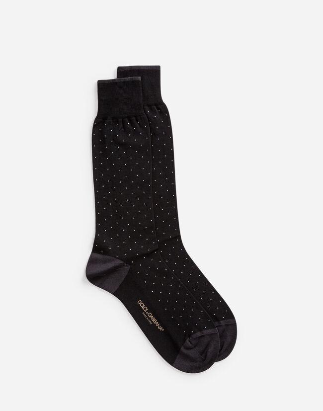 Dolce&Gabbana COTTON SOCKS