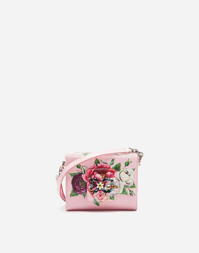 MINI DG MILLENNIALS BAG IN PRINTED CALFSKIN