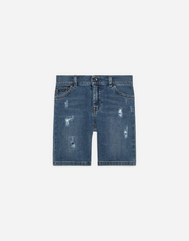 Dolce & Gabbana DENIM SHORTS
