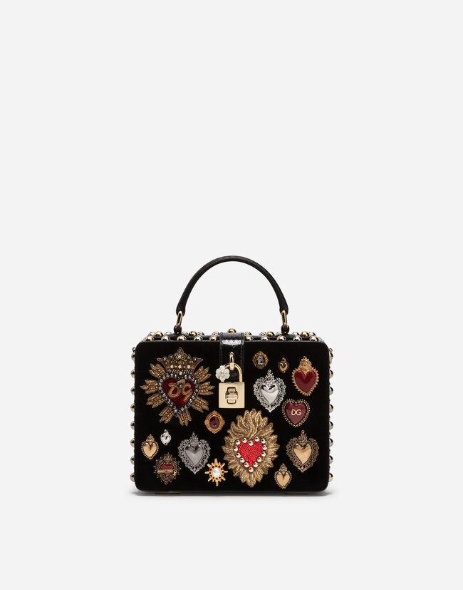 2dc63de066c1 Mini Sacs et Pochettes Femme   Dolce Gabbana - SAC DOLCE BOX EN ...