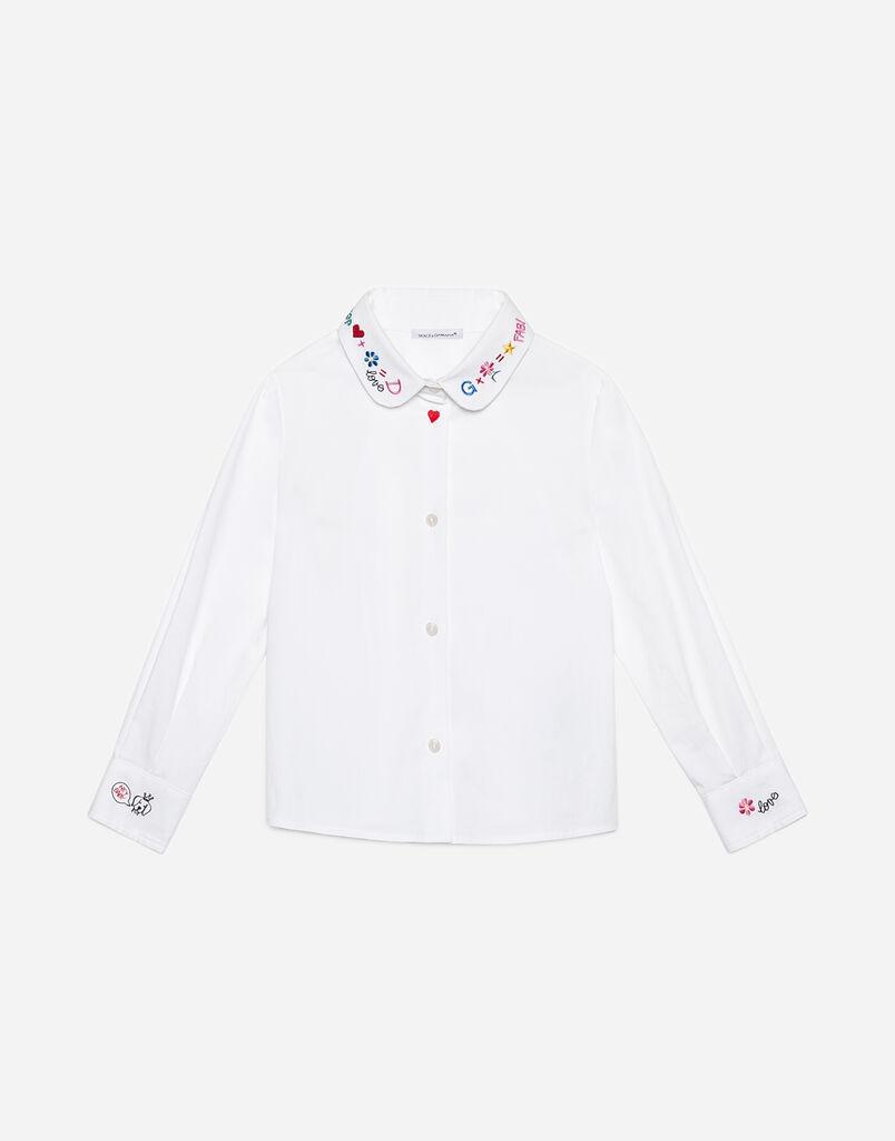 Dolce&Gabbana COTTON SHIRT