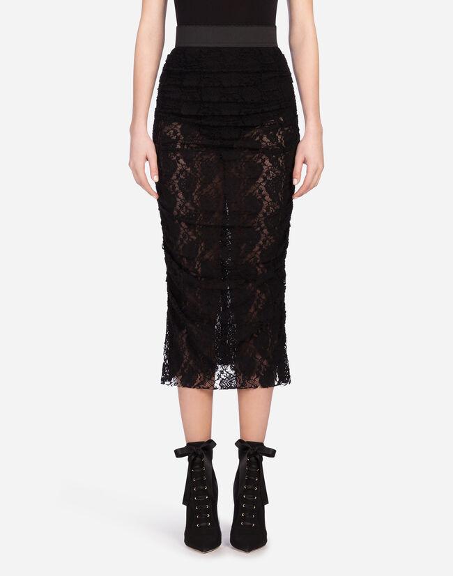 Dolce & Gabbana LACE SKIRT