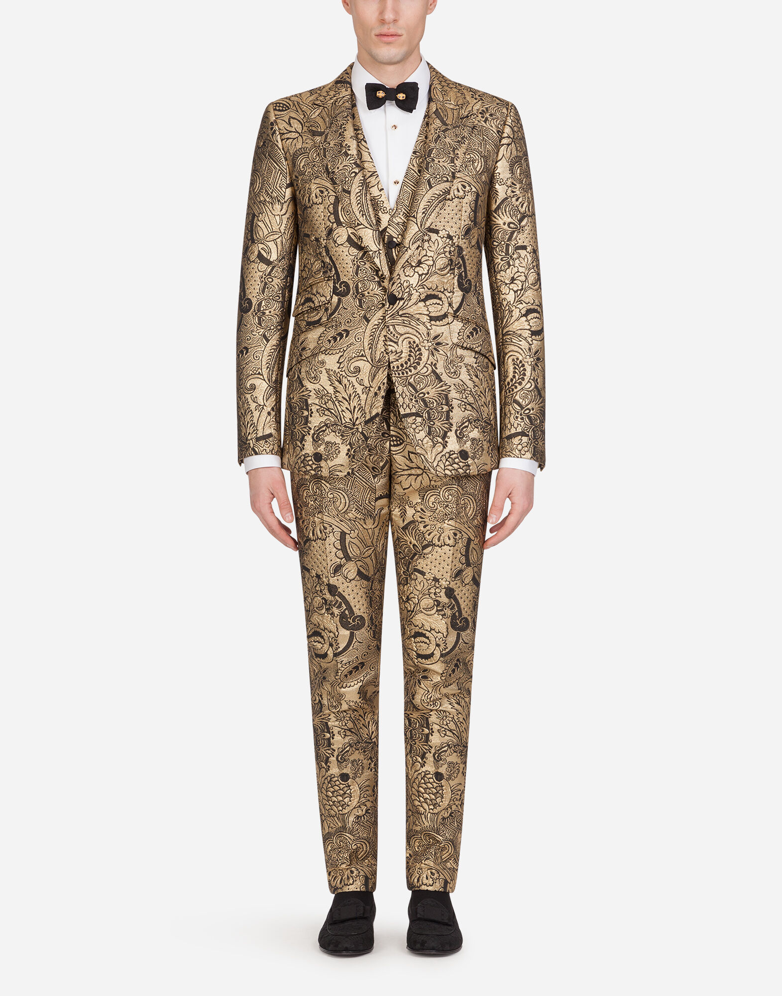 Men's Suits | Dolce&Gabbana