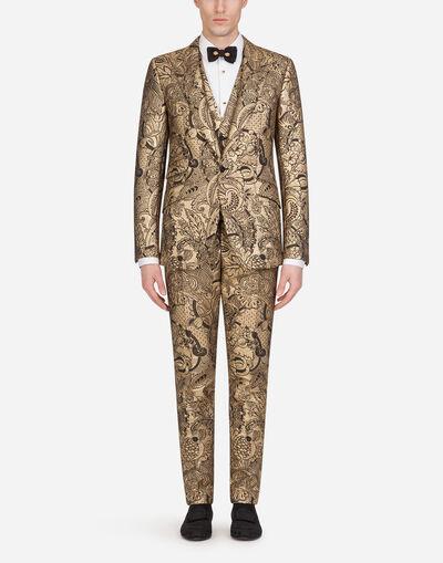 huge selection of 390f2 7deb1 Abiti Uomo | Dolce&Gabbana