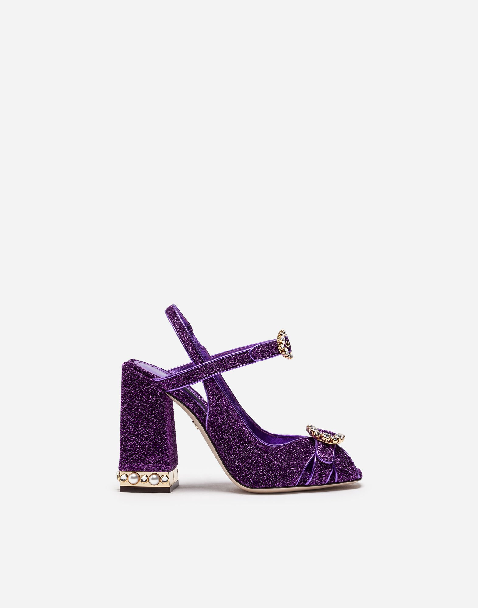 Ella, Sandali donna, viola (Purple (Small Gem)), 36.5