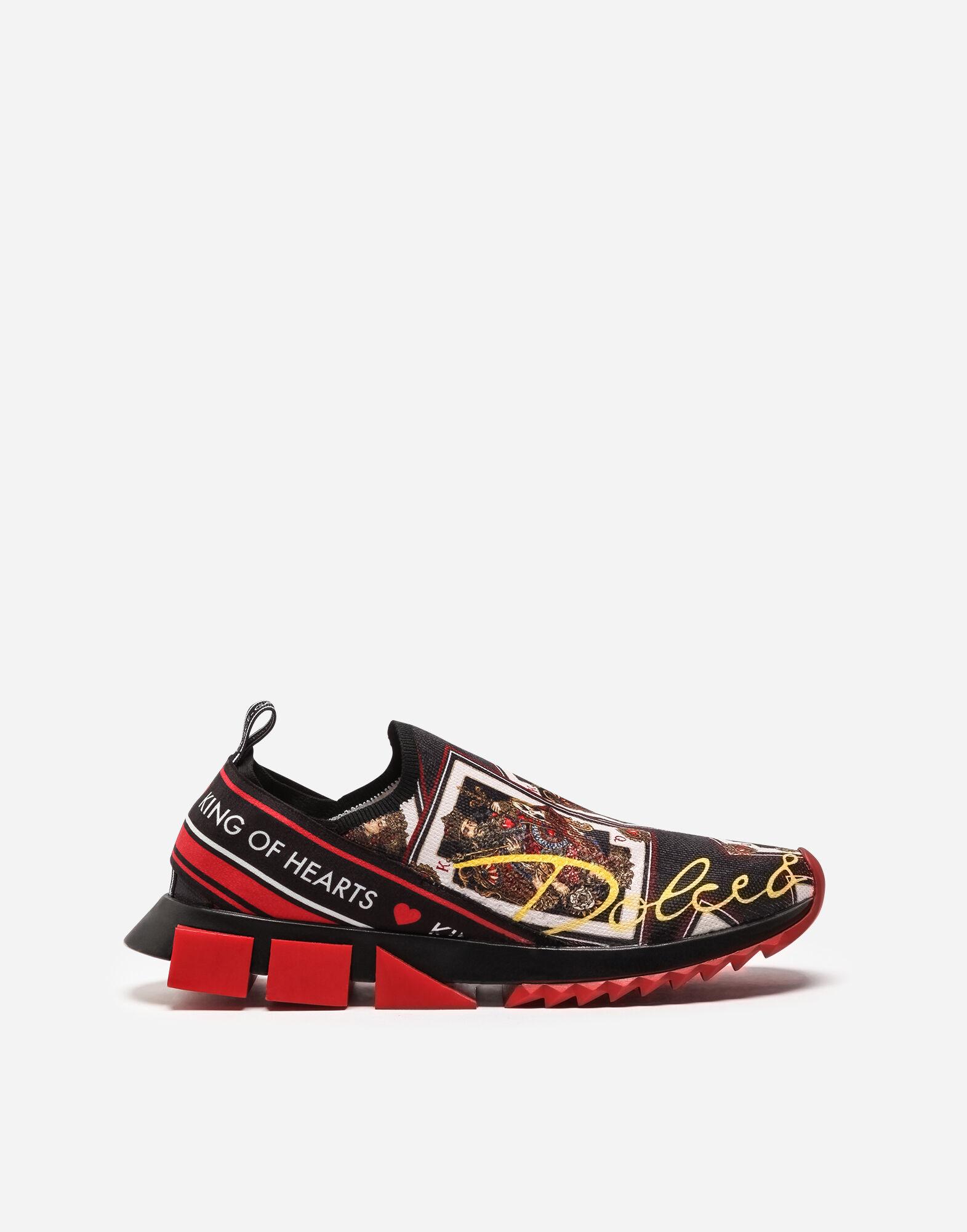 Multicolores Chaussures Dolce & Gabbana Pour Les Hommes DZGP9UFSF