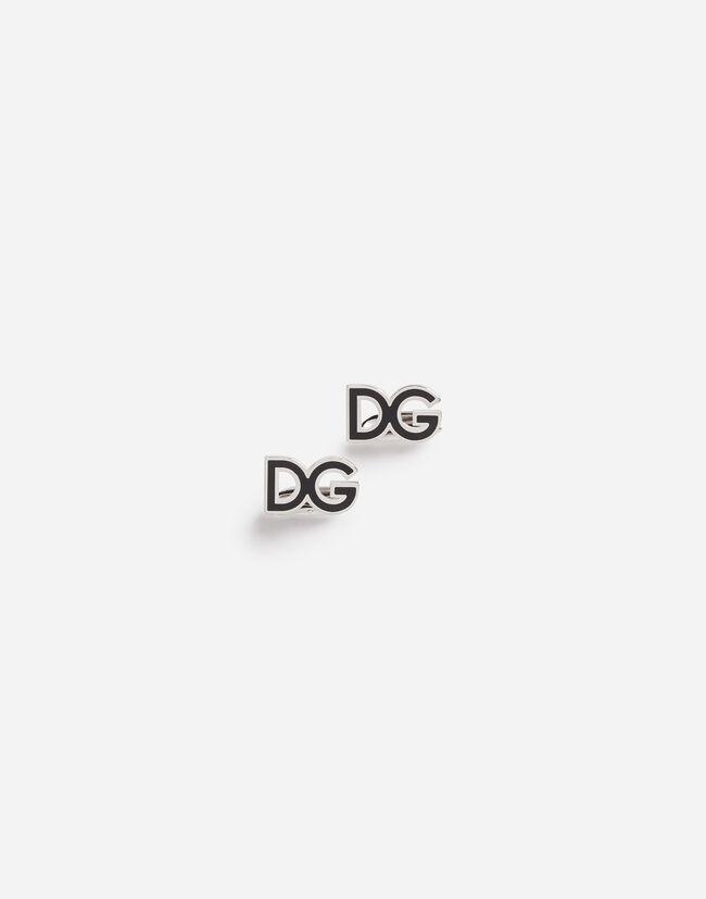Dolce&Gabbana DG LOGO CUFFLINKS
