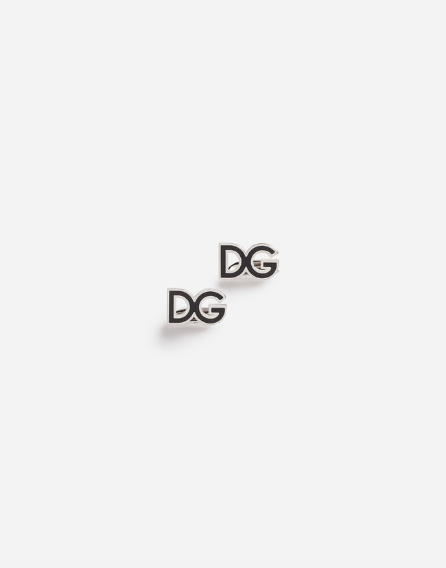 Gemelli Logo Dg - Gioielli e Bijoux Uomo  0c38d3c5ff9