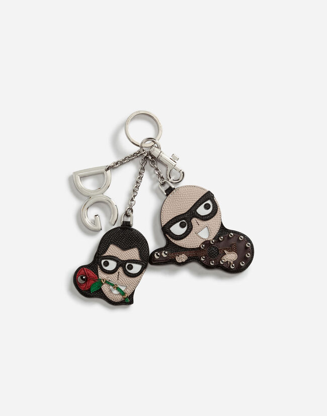 DESIGNERS' CHARMS KEYCHAIN