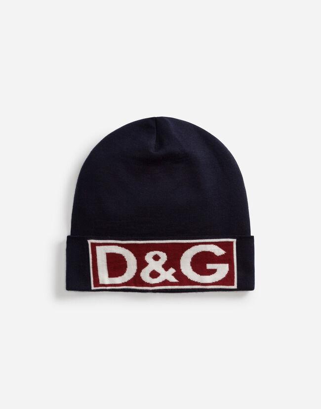 D&G WOOL HAT