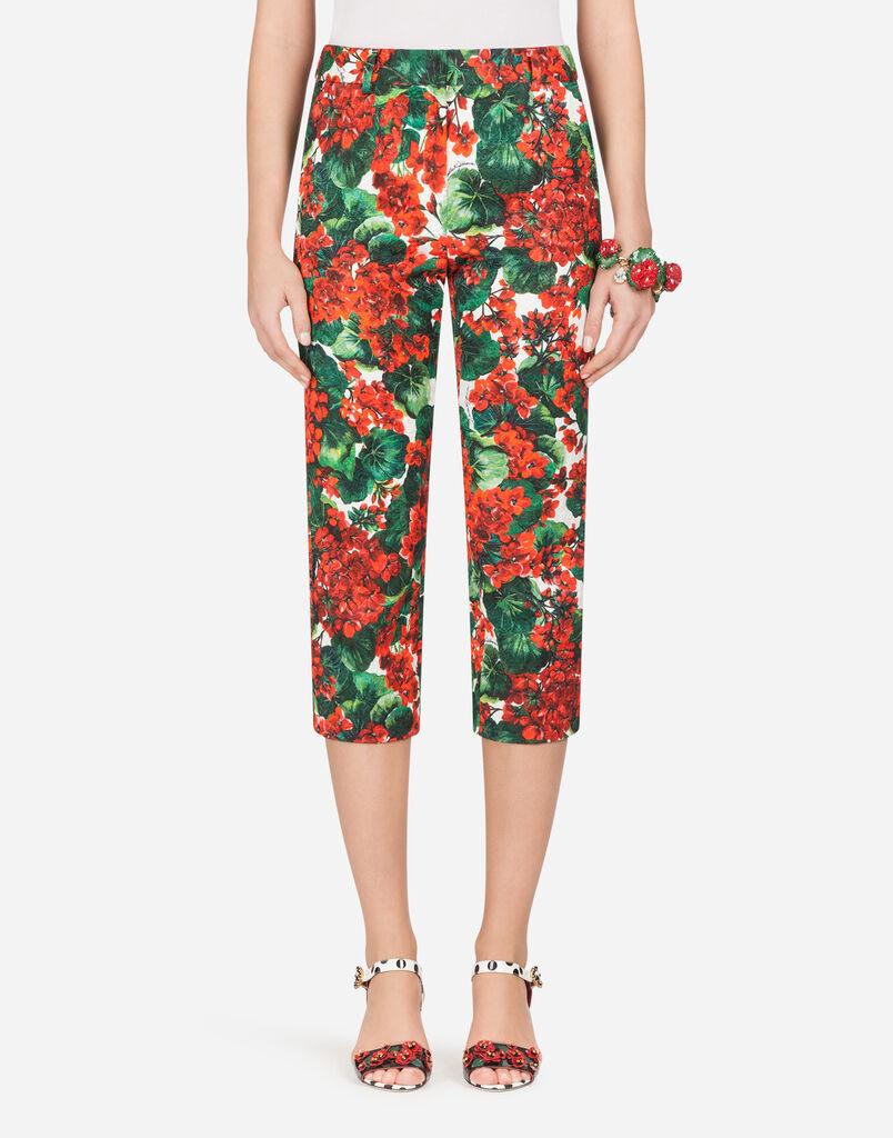 8ef909da761068 Women's Trousers and Leggings | Dolce&Gabbana
