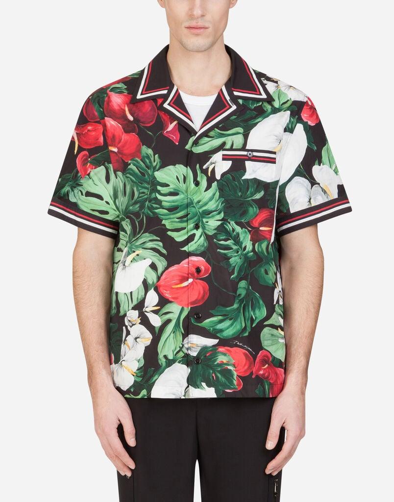 0ce673bf0195 Men's Shirts | Dolce&Gabbana
