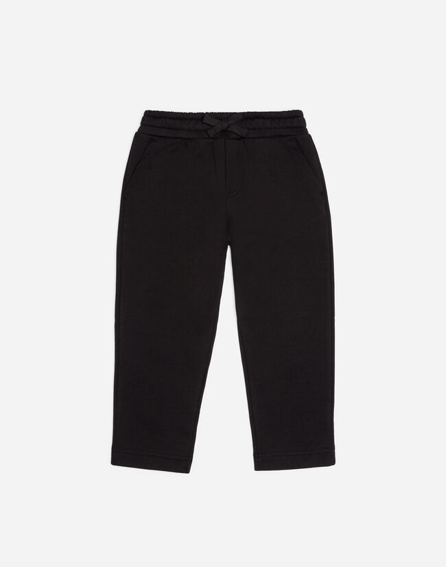 COTTON PANTS WITH PATCH