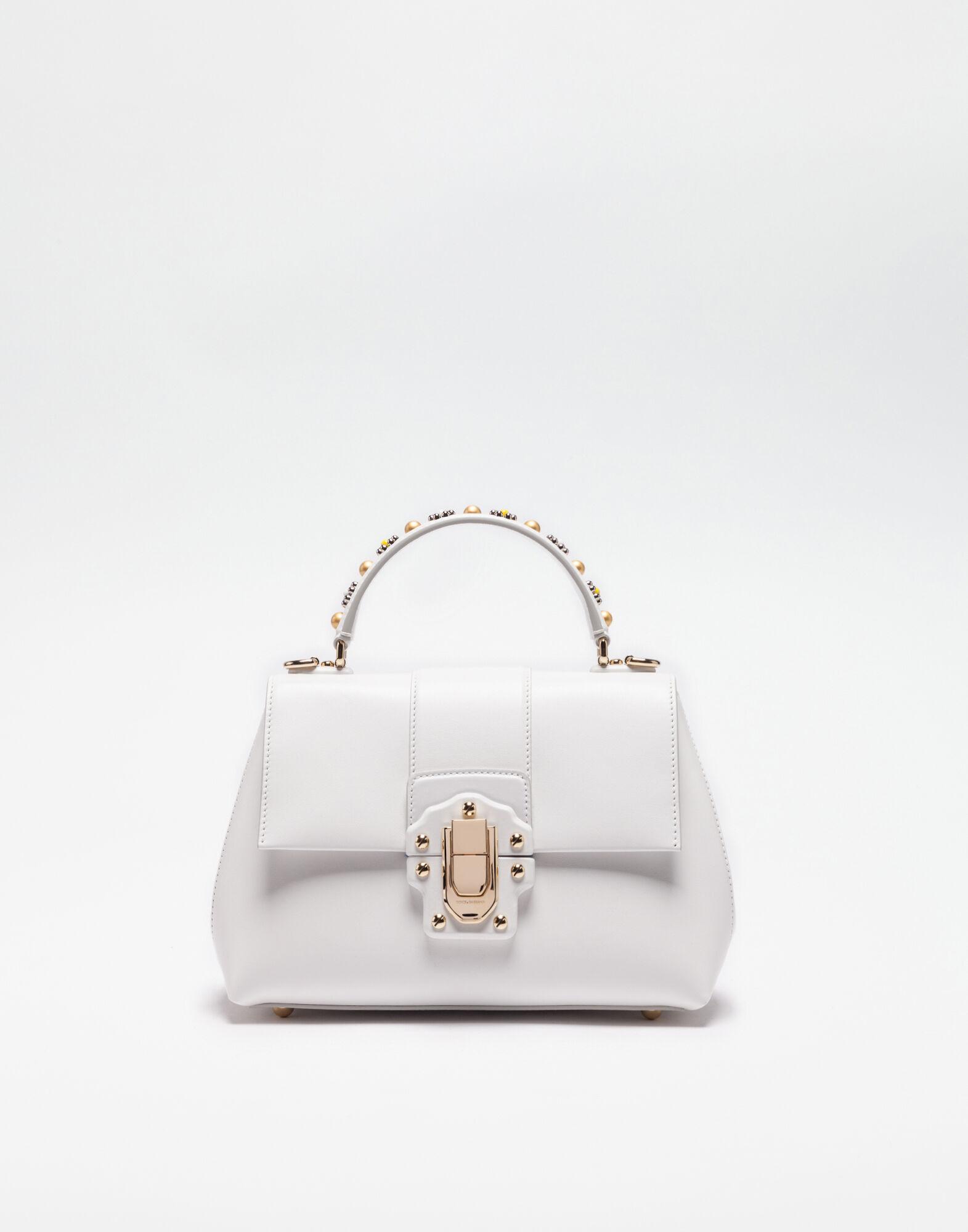 Women's handbags, new collection   Dolce&Gabbana - SMALL LUCIA BAG ...