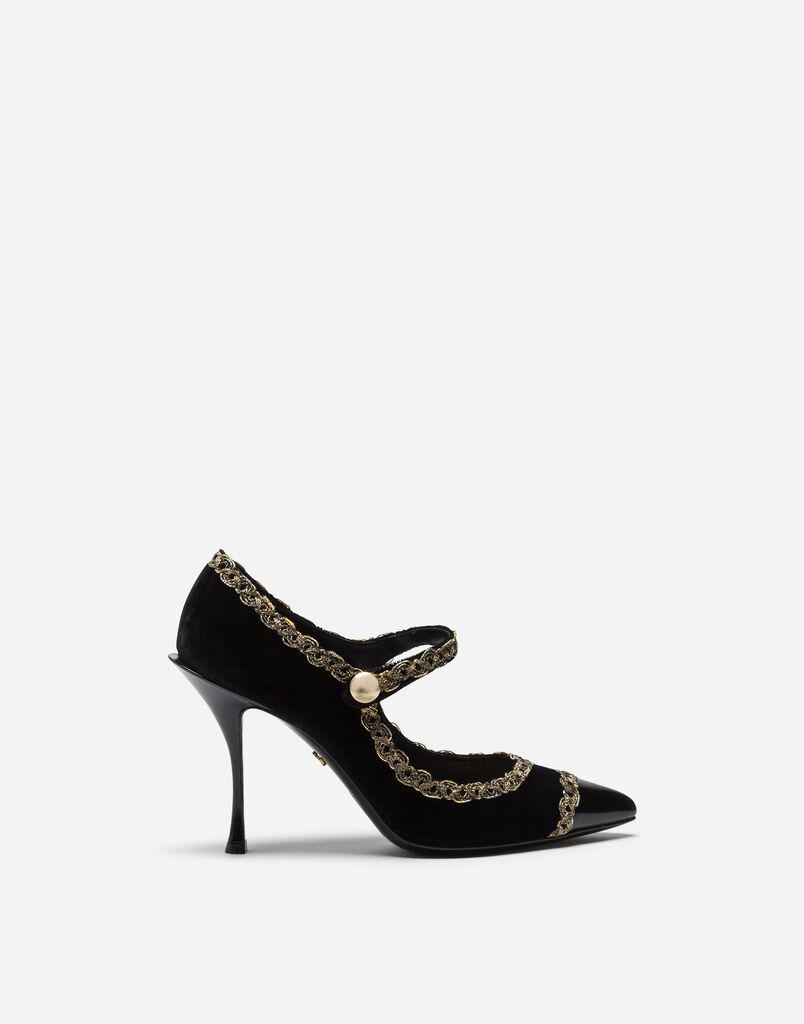 d4339480f441 Shoes for Women and Footwear | Dolce&Gabbana