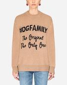 Dolce & Gabbana CASHMERE ROUND NECK SWEATER