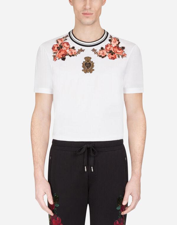 562ac5da T-shirts and Polo for Men | Dolce&Gabbana