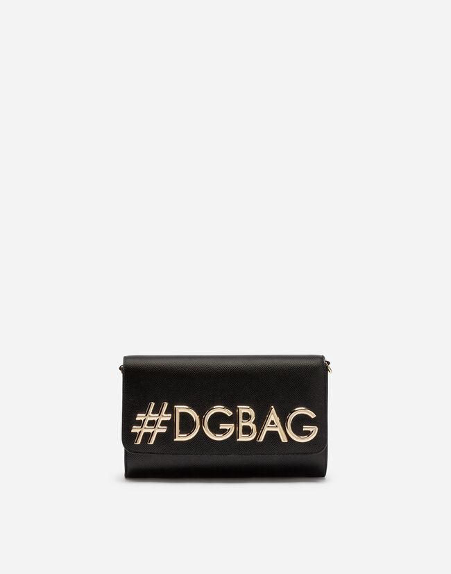 DG GIRLS BAG IN DAUPHINE CALFSKIN