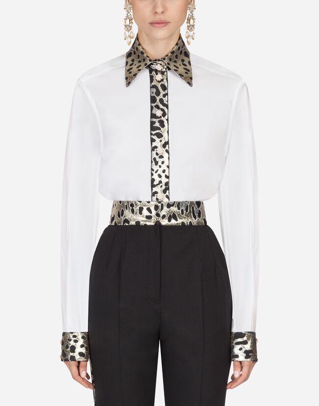 Dolce & Gabbana STRETCH COTTON SHIRT