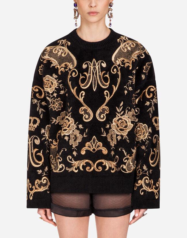8c8826513cc26 Dolce   Gabbana MAGLIA IN LANA