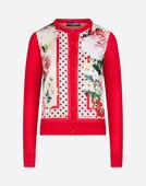 Dolce & Gabbana SILK CARDIGAN