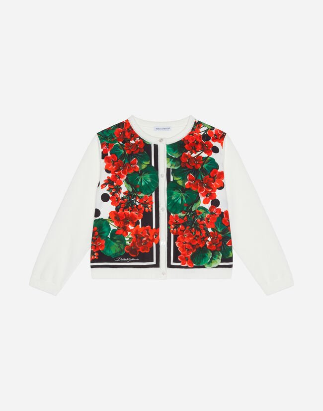 Dolce & Gabbana COTTON CARDIGAN