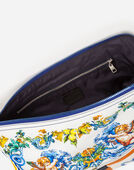 PRINTED NYLON TOILETRY BAG