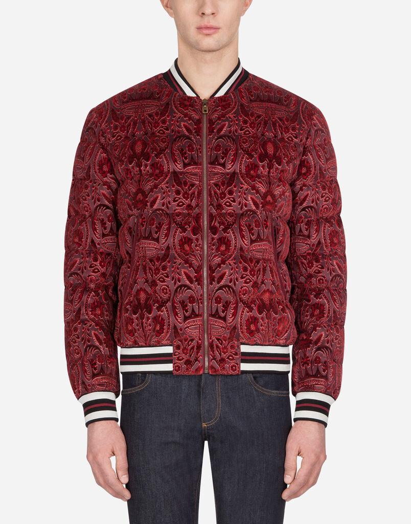 dfe3c6bb6eb1a Men's Jackets and Bombers | Dolce&Gabbana
