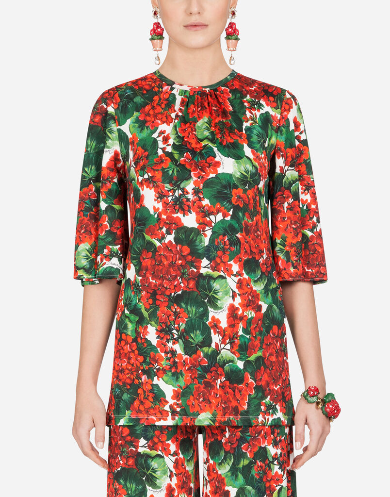 19c2a9e5adf512 Women's Shirts and Tops | Dolce&Gabbana
