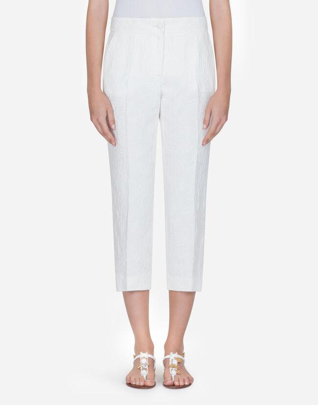 Dolce & Gabbana JACQUARD PANTS