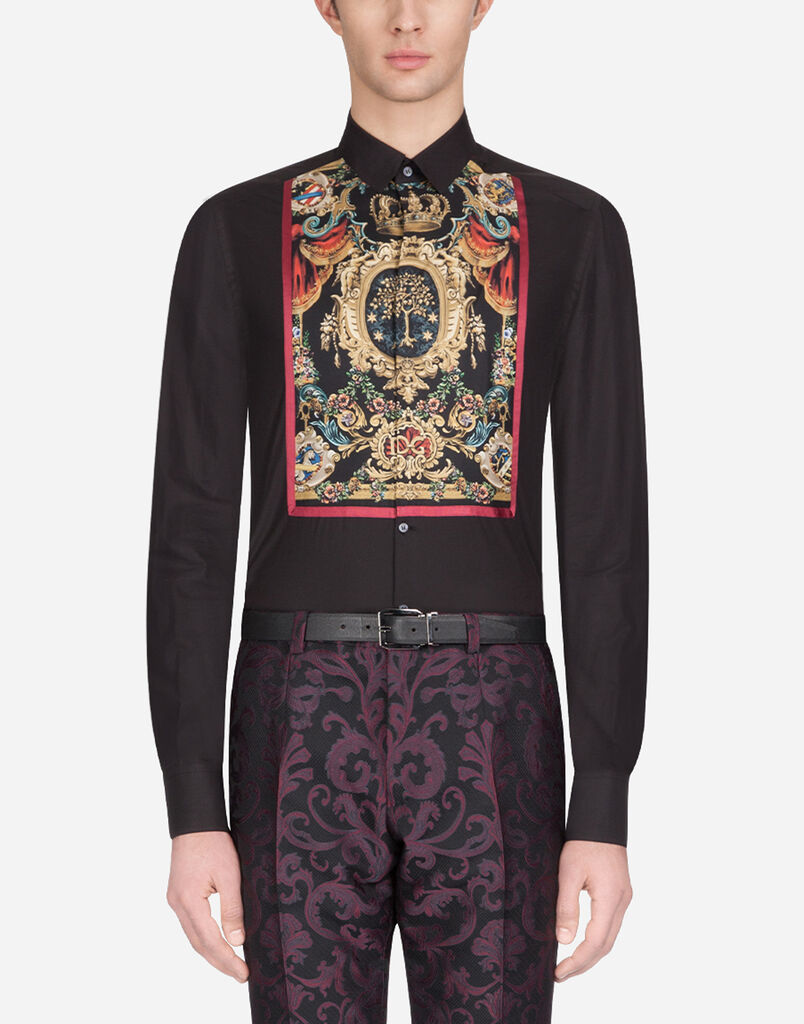 9e6c818d Men's Shirts | Dolce&Gabbana