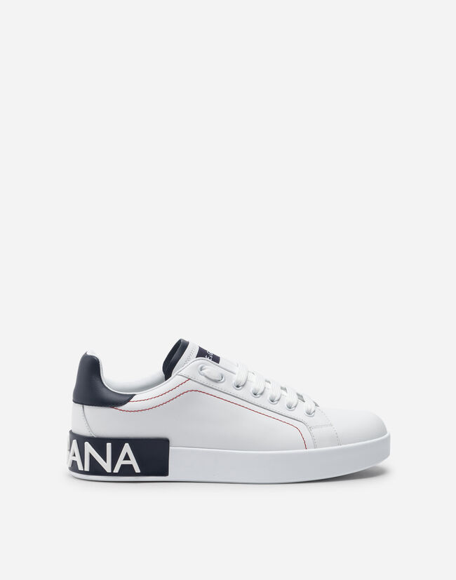 CALFSKIN NAPPA PORTOFINO SNEAKERS