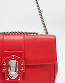 LUCIA SHOULDER BAG WITH CHAIN