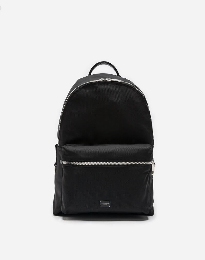 VULCANO BACKPACK IN CANVAS