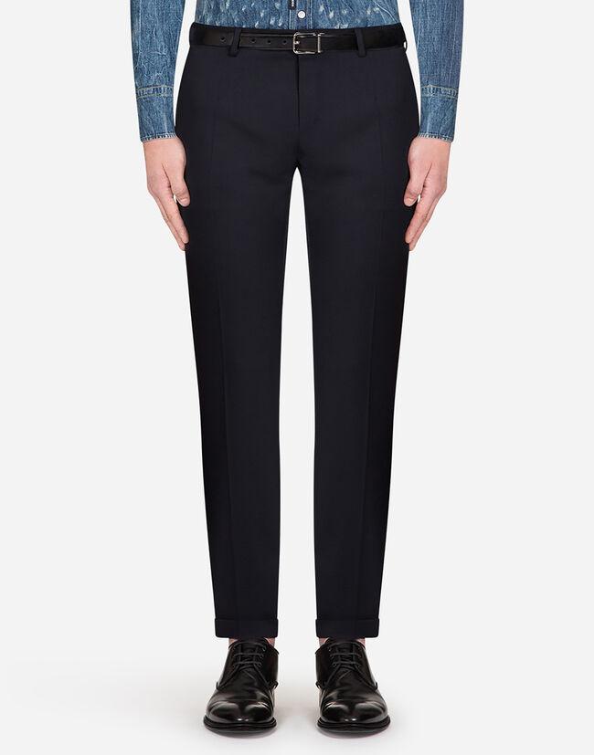 Dolce & Gabbana CLASSIC COTTON PANTS