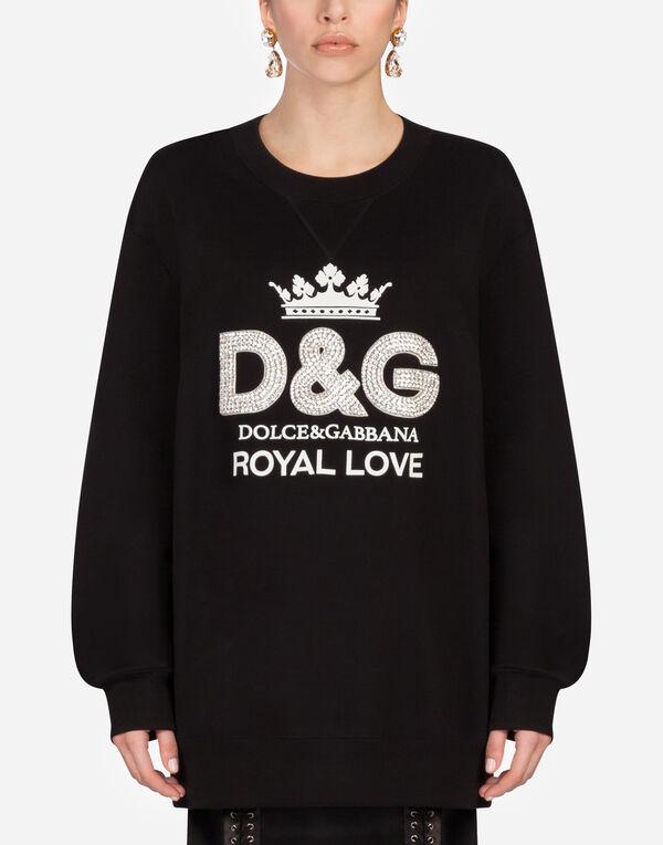 Dolce & Gabbana COTTON SWEATSHIRT