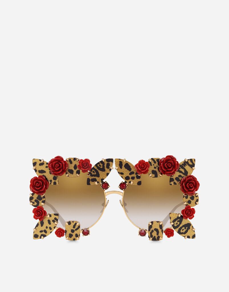 e7094f3aec Gafas de Sol de Mujer | Dolce&Gabbana
