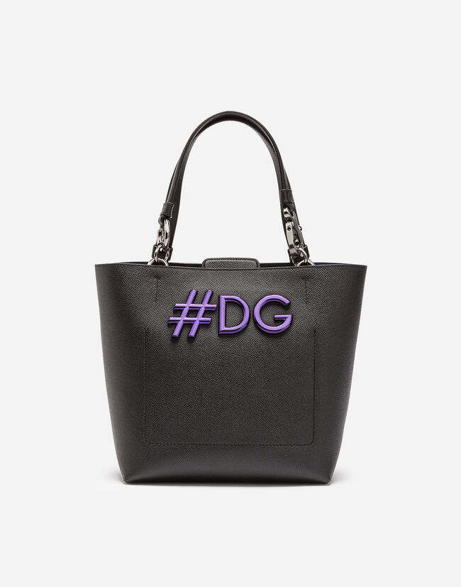 BEATRICE SHOPPING BAG IN SOFT DAUPHINE CALFSKIN