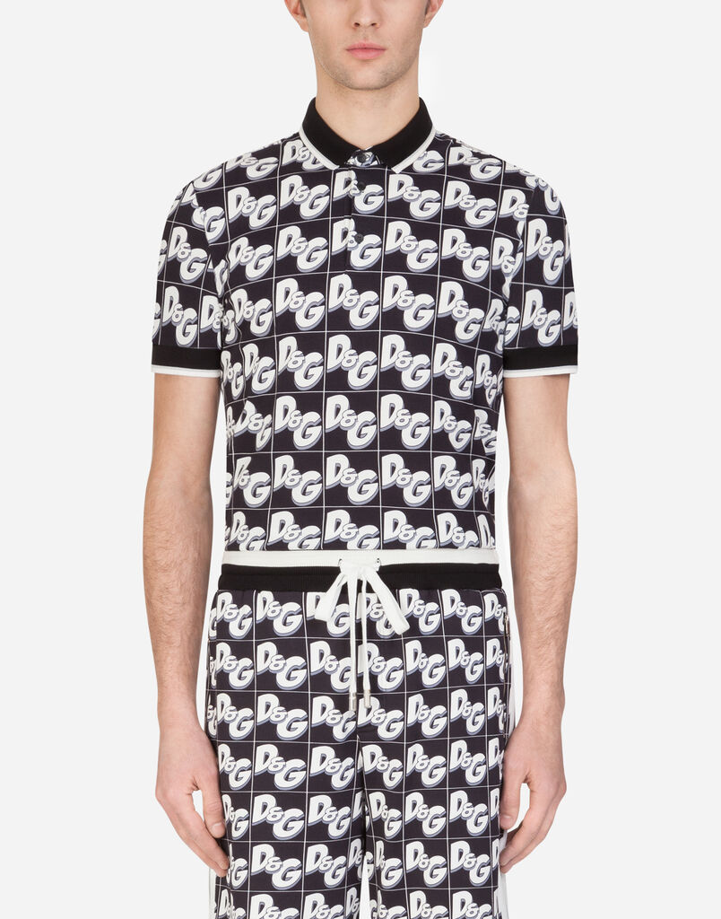 902180d15c T-shirts and Polo for Men | Dolce&Gabbana